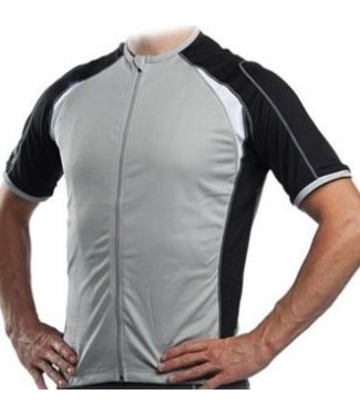 Giant Giant Performance S/S Jersey Gray/Black