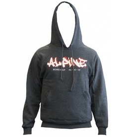 Alpine Hoodie Heather Gray