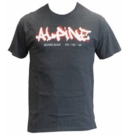 Alpine T-Shirt Heather Gray