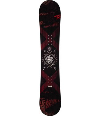 Rossignol Rossignol Circuit Amptek Snowboard Deck Black 145