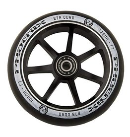 Phoenix 7 Spoke Wheels 120mm Black