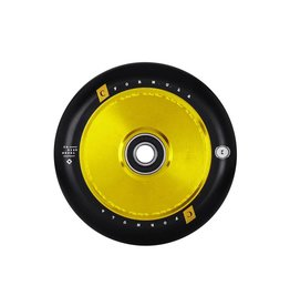 Urban Artt C Formula Hollow Full Core Wheels 110mm Gold/ Black