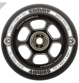 Rogue Wheel Co. Gummy 6 Spoke Wheels 110mm Black