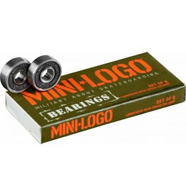 Mini-Logo Bearings