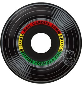 Spitfire All Hail Cardiel 52mm Wheels