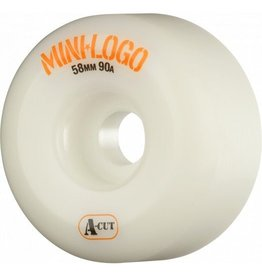 Mini Logo A-Cut 58mm Wheels