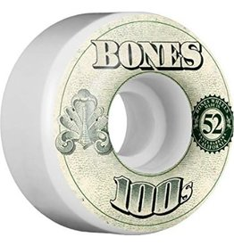 Bones 100's OG 52mm Wheels