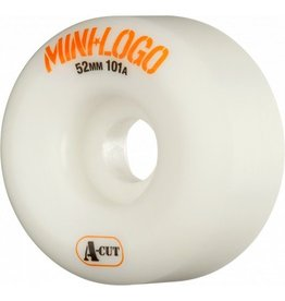 Mini Logo A-Cut 52mm Wheels