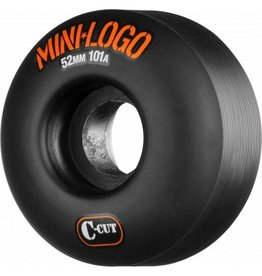 Mini Logo C-Cut 101a 52mm Wheels