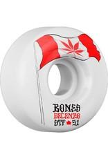 Bones Decenzo  Flowers STF V2 51mm Wheels