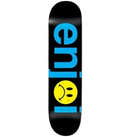 Enjoi Frowny Face No Brainer Deck 8.0