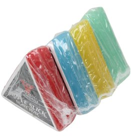Dimebag Hardware Triple Slick Wax 4 Pack 80g