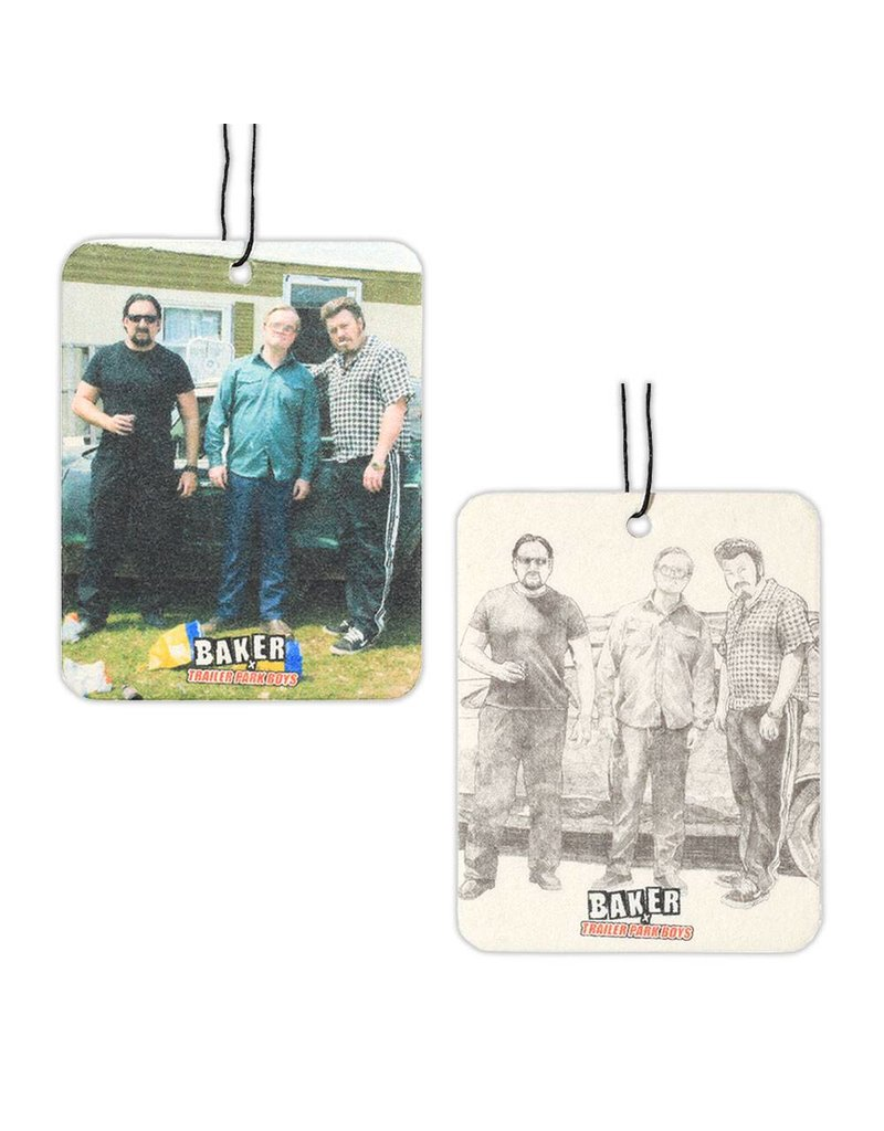 Baker Trailer Park Boys Air Freshener