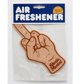Skate Mental Middle Finger Air Freshener