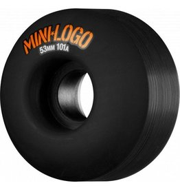 Mini Logo C-Cut 53mm Wheels Black