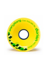 Loaded Orangatang Durian 86A 75mm Wheels