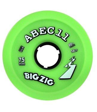 ABEC11 BigZig 80A 75mm Wheels