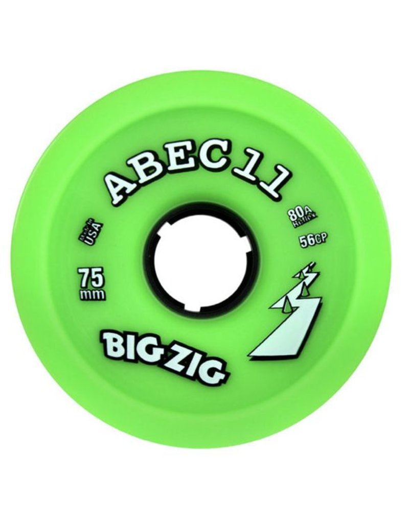 ABEC11 BigZig 80A 75mm Wheels