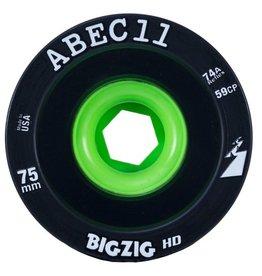 ABEC11 BigZig HD 74A 75mm Wheels