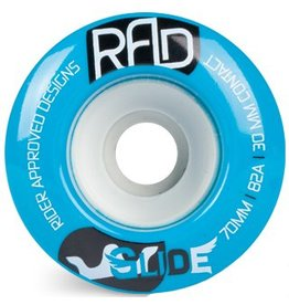 Rad Glide 82A 70mm Wheels