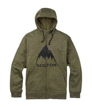 Burton Burton Oak Hoodie Monument Heather