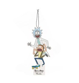 Primitive Rick and Morty Air Freshener: Apple Orchard