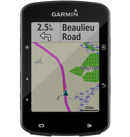 Edge 520 Plus GPS Cycling Computer: Black