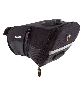 Topeak Wedge Aero Bag LG Clip-On