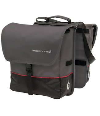 Blackburn Local Saddle Bag Grey/Black