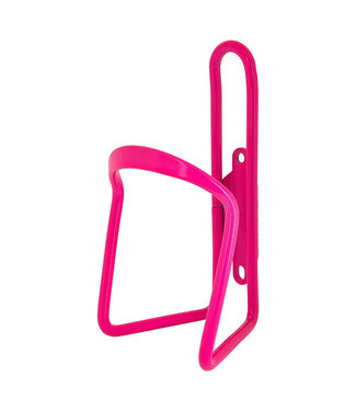 Sunlite Bottle Cage Alloy Neon Pink