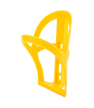 Velocity Bottle Cage Resin Yellow