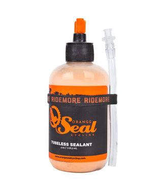 Orange Seal Tire Sealant 4 Oz. w/ Twist Locker