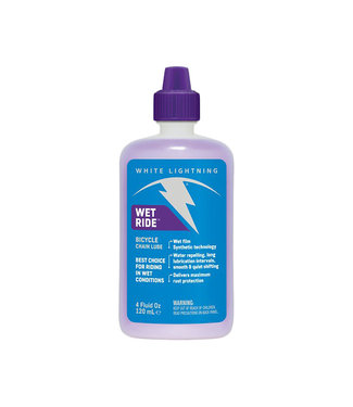 White Lightning Lube Wet Ride 4oz