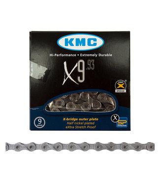 KMC X9 Chain 9s NP/DK-SL 116L