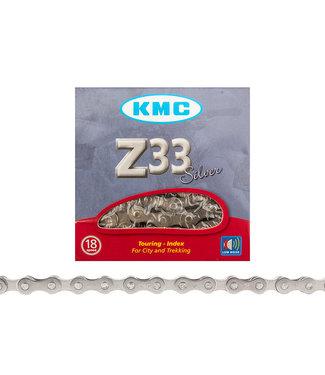 KMC Chain Z33 Silver 5 / 6 Speed
