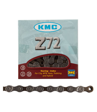 CHAIN KMC Z72 INDEX 6/7/8s SL 116L