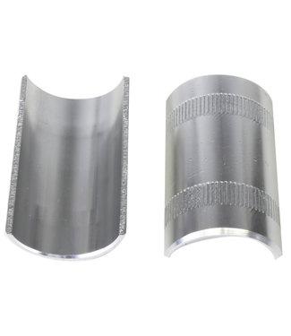 Sunlite Handlebar Bar Shim Alloy 22.2-25.4mm Silver