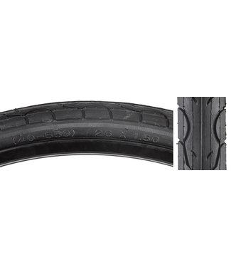 Sunlite K40 Tire Bike Bicycle Tire 24x1-3//8 Black//Gum