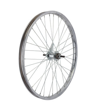 Wheel Rear 24x1.75 507x25 Steel CP 36 Coaster Brake Kit 110mm 14g
