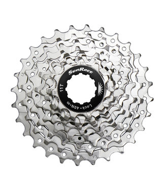 Sunrace FH Cassette CSR91 9-Speed 11-28 Nickel