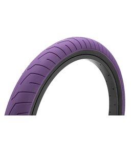 Kink Sever Tire 2.4 Purple w/ Black Wall