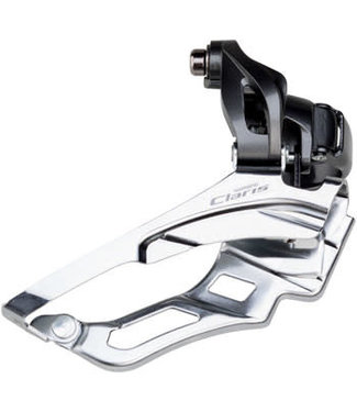 Shimano Claris FD-R2030 8-Speed Triple 34.9mm w/Adapter for 31.8 and 28.6 Front Derailleur