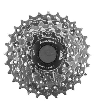 Sunrace FH Cassette CSM63 12-28 Nickle 7-Speed