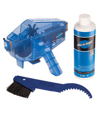 Park Tool Chain Cleaner CG-2.3 3pc Kit Chain Gang