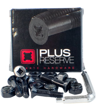 "Plus Reserve Universal 7/8"" Black Hardware"