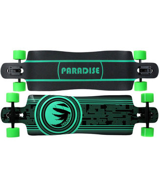 Paradise Neo Drop Through Longboard Complete