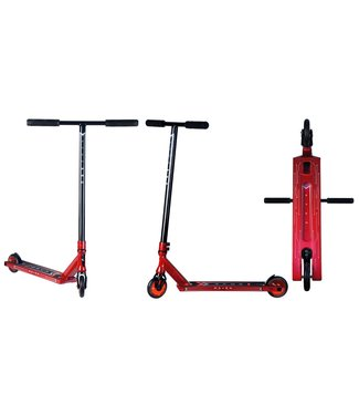 AO Maven Pro Red Complete Scooter