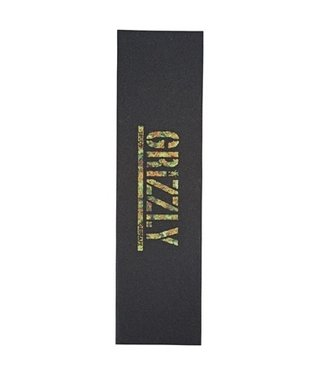Grizzly Stamp T-Pud Griptape