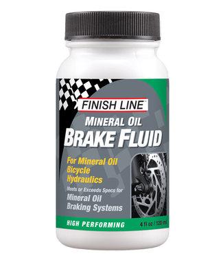 Finish Line Mineral Oil Hydraulic Brake Fluid 4oz
