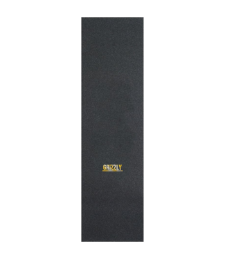 Grizzly Mini Stamp Grip Tape Black/ Gold